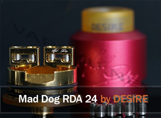 Mad Dog RDA