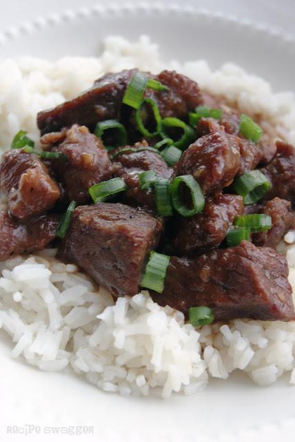 Crockpot Korean Beef