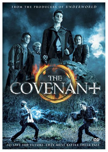 Poster of The Covenant 2006 720p BRRip Dual Audio Full Movie Download