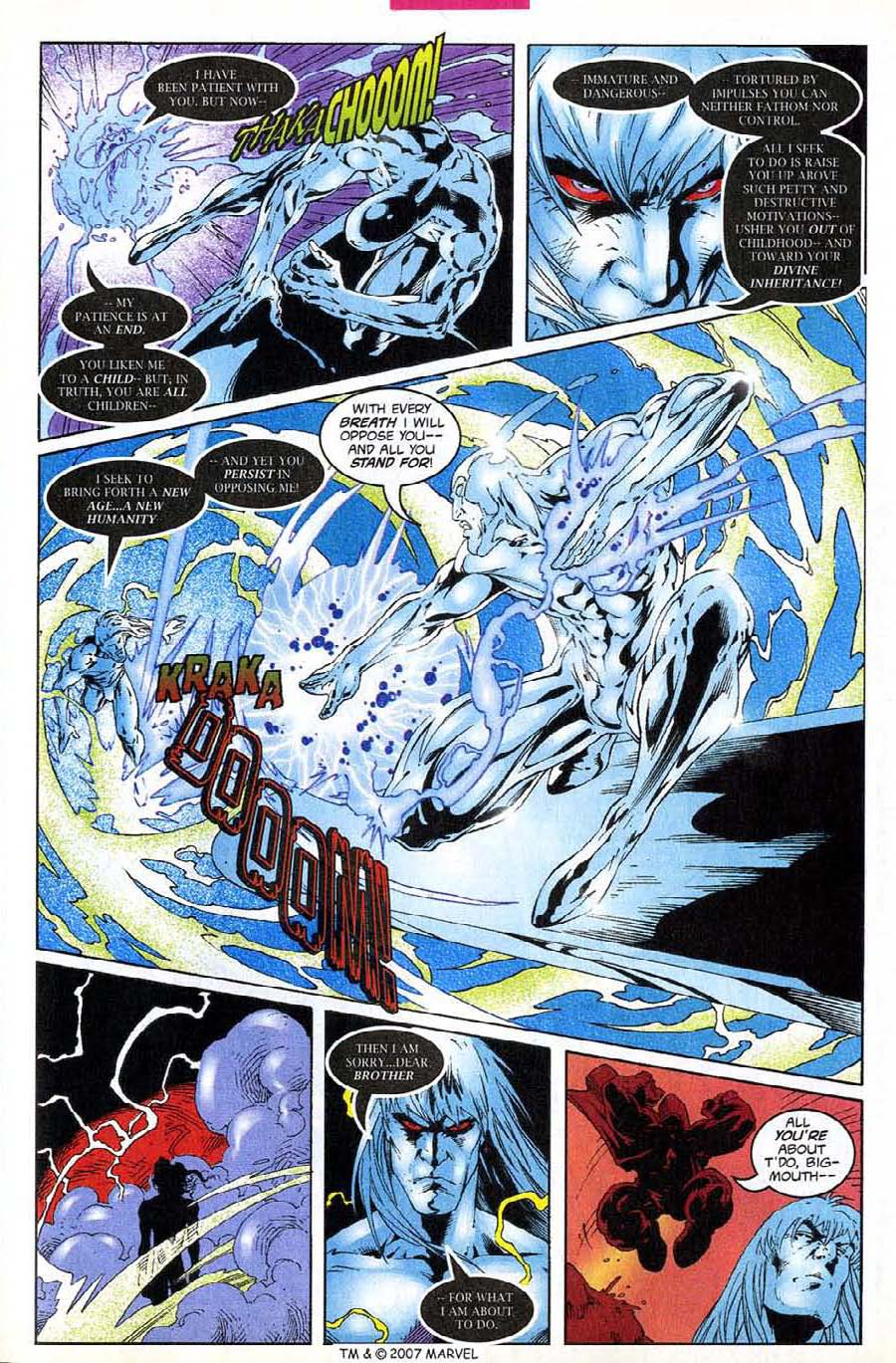 Read online Silver Surfer (1987) comic -  Issue #138 - 25