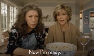 Grace and Frankie Season 3 speculative sneak peak