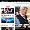 Download World News Blogger Template Megazine