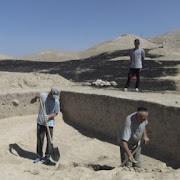 Археологи раскопали в Таджикистане город Кушанского царства