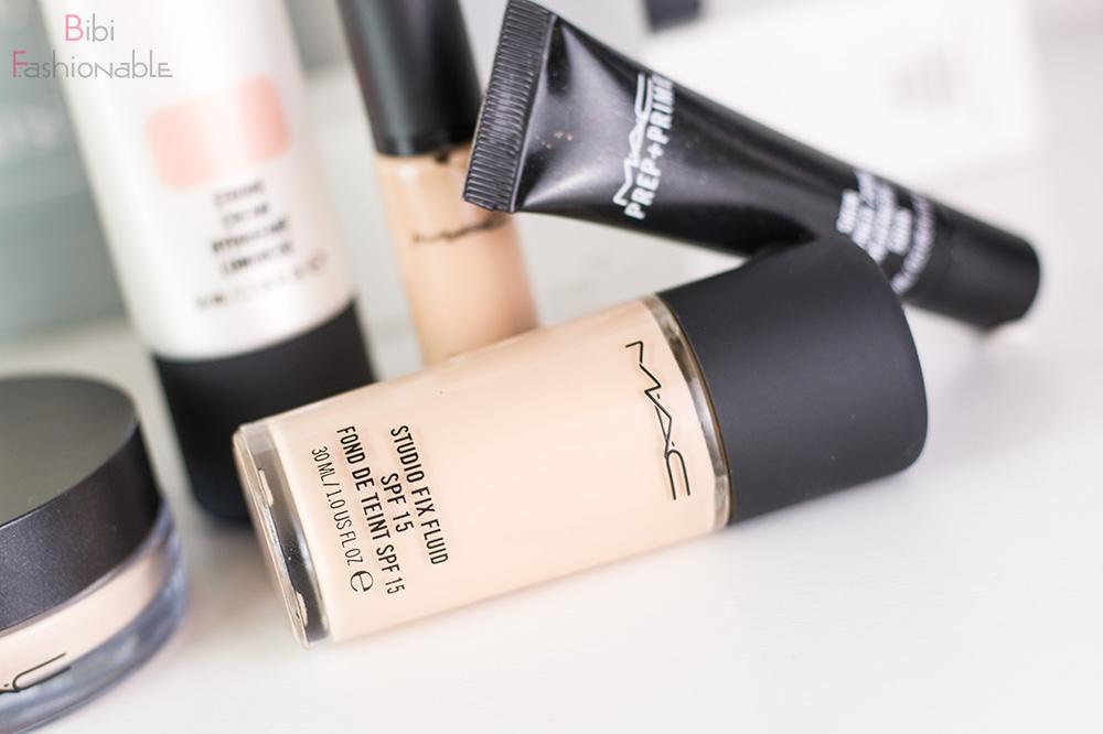 #FixFam Flawless Skin MAC Studio Fix Fluid
