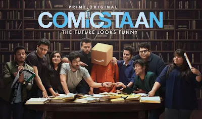 Comicstaan Complete Season HD TV 480p 720p 1080p Download or Watch Online for Free Gdrive