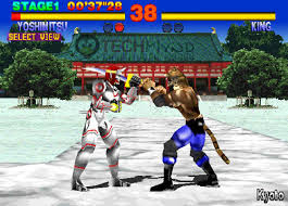 Free Download Tekken 1 PC Games Untuk Komputer Full Version - ZGASPC
