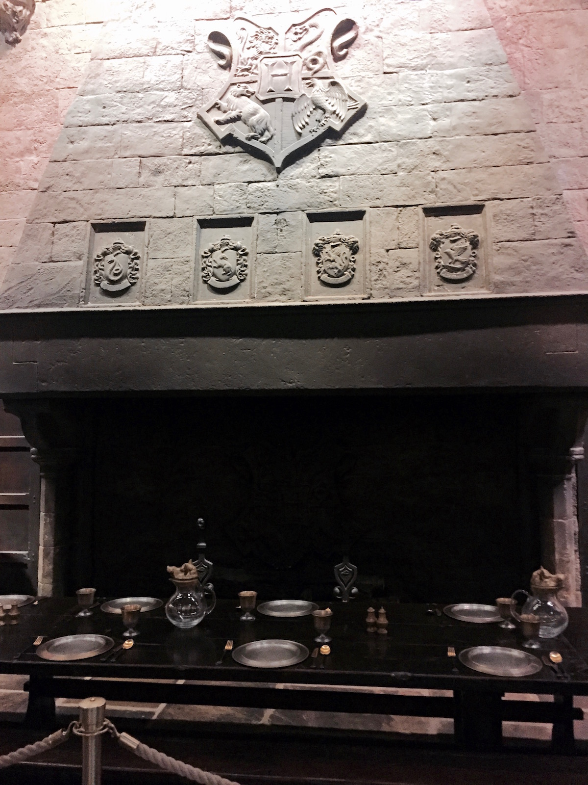 Meine Erfahrungen in der Harry Potter #WBstudiotour auf www.theblondelion.com Warner Brother Studio Tour London Leavesden