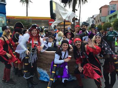 Resultado de imagen de carnaval telde