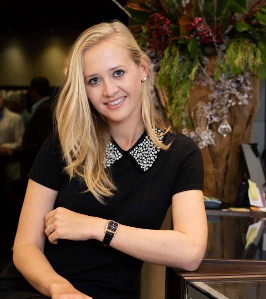 Parmigiani Fleurier is delighted to announce new Friend of the Brand  professional golfer Jessica Korda