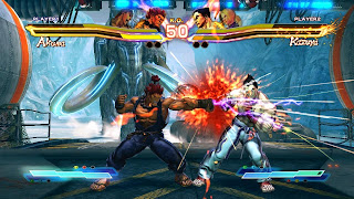 Street Fighter X Tekken (PC) 2012