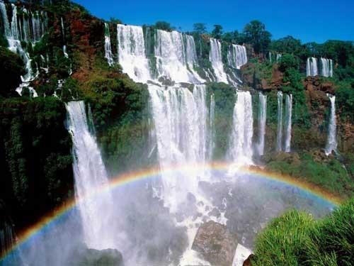 أجمل الشلالات في العالم