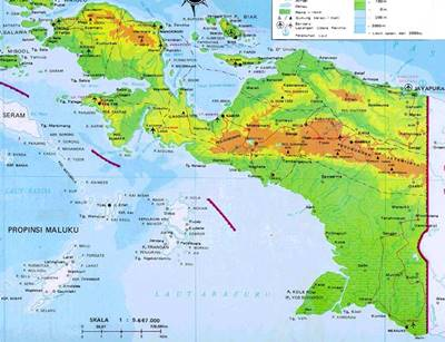 pulau terluas dengan luas wilayah yang besar 5 Pulau Terbesar di Indonesia Beserta Peta dan Luas Wilayahnya