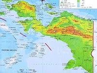5 Pulau Terbesar di Indonesia Beserta Peta dan Luas Wilayahnya