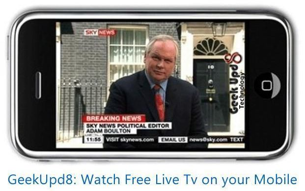 Watch Free LIVE TV on Mobile + TV Channels List 100% Working Trick
