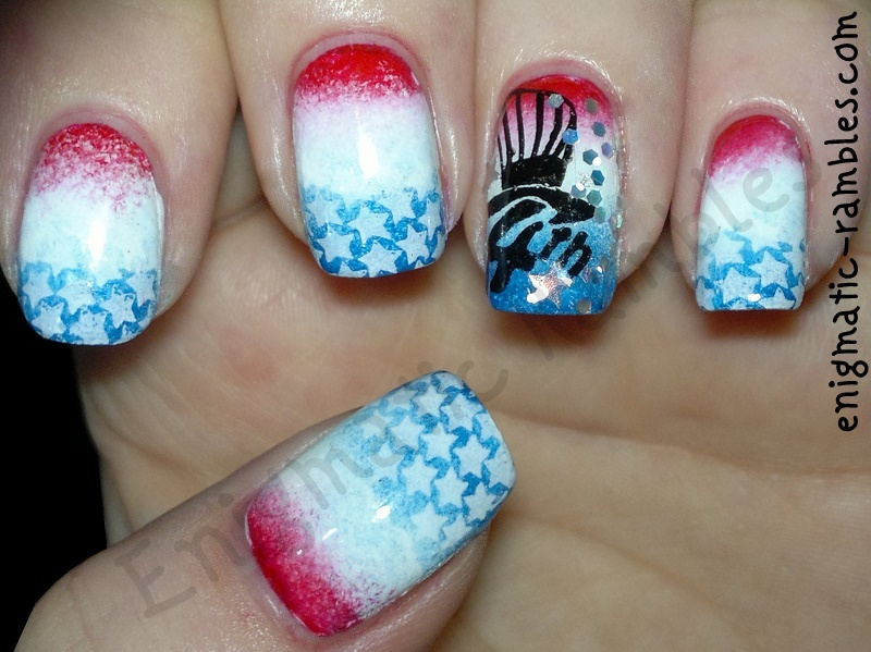 july-4th-stamped-stamping-nails-nail-art-american-flag-independence-day