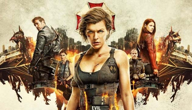 Film Resident Evil Terbaru
