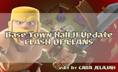 Susunan Pertahanan Terbaik dan Terkuat Base TH 11 di Clash Of Clans