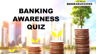 Daily Banking Awareness Quiz for Bank Exam