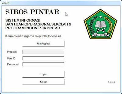 Download Aplikasi SIBOS PINTAR Kemenag Versi Portable