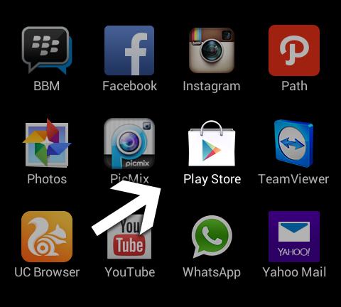 Play Store - Cara Meng-Update Aplikasi Instagram - Android