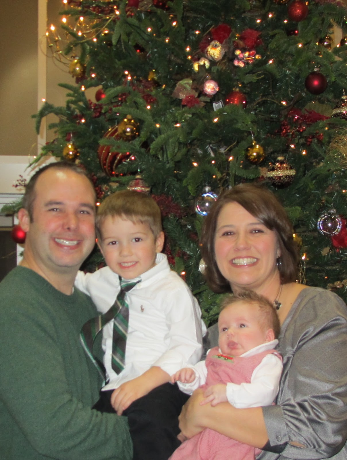 The Glenn Gang Christmas Eve Service Pictures