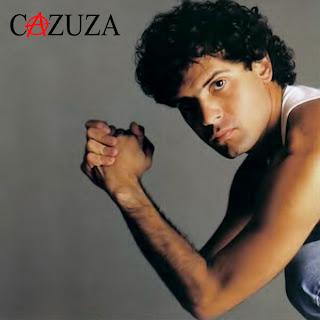 Capa do disco Exagerado, lançado em 1985 por Cazuza