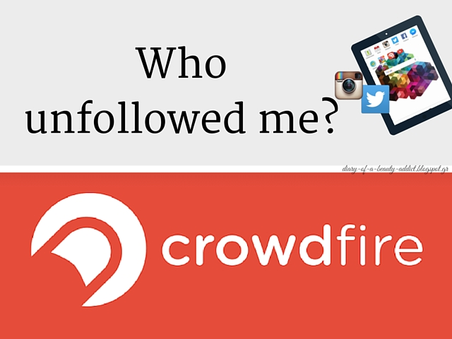 Who unfollowed me? ║ Crowdfire
