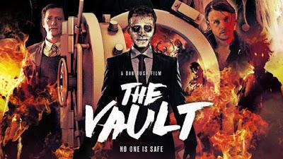 The Vault (2017) සිංහල උපසිරැසි සමගින්