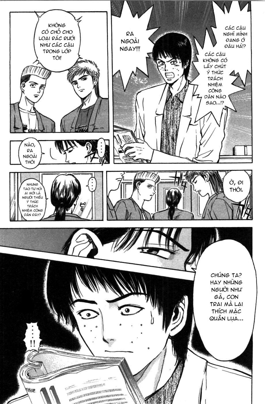 Psychometrer Eiji chapter 48 trang 18