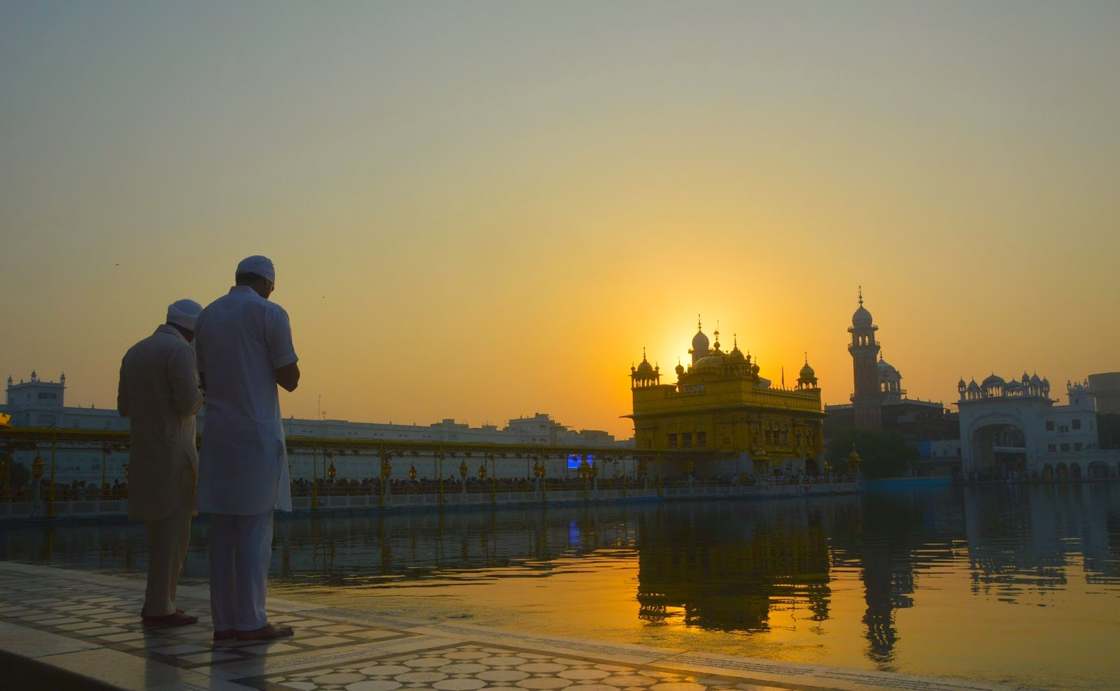 harmandir sahib golden temple amritsar