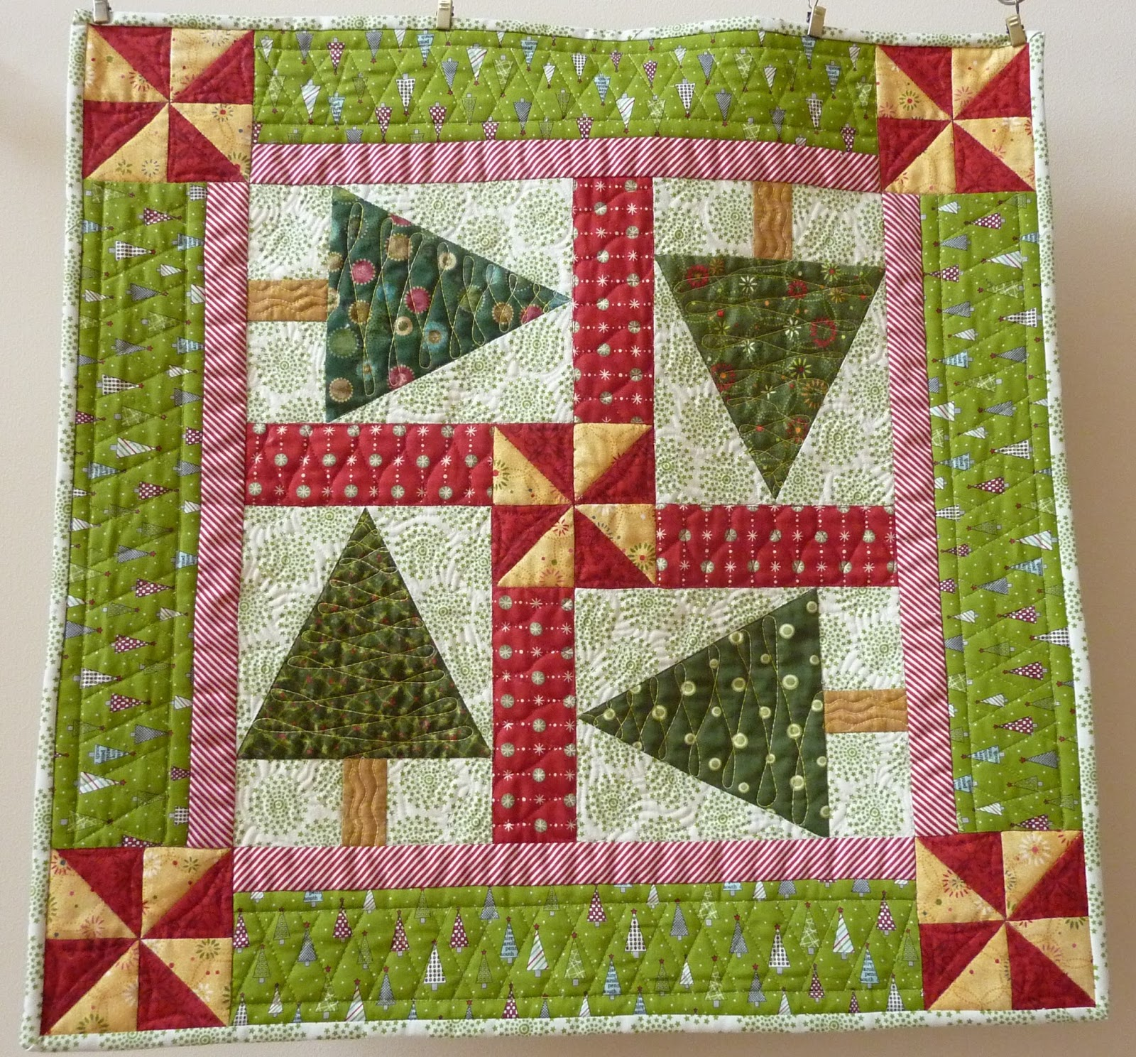 December Small Quilts Parade A Quilting Life
