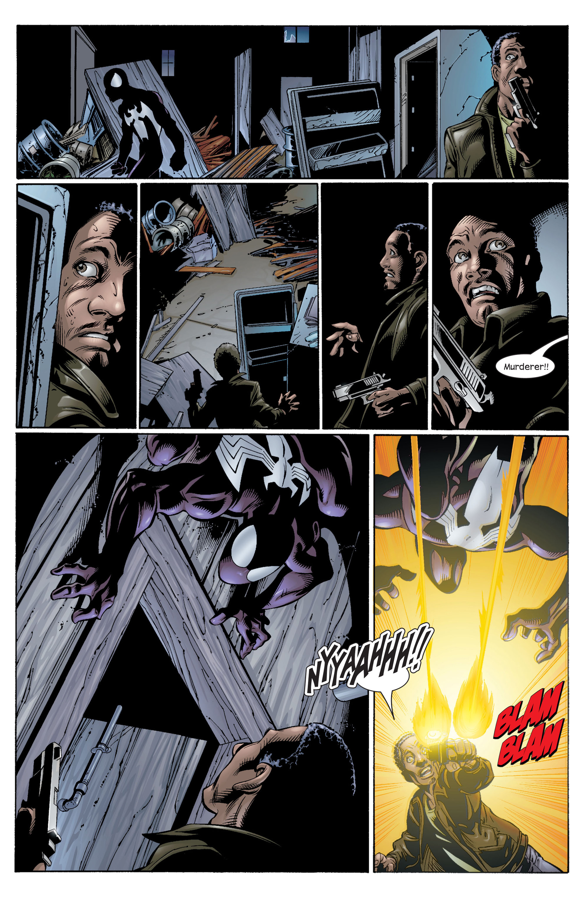 Read online Ultimate Spider-Man (2000) comic -  Issue #35 - 17