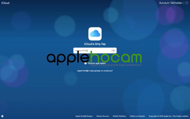 iPhone-Rehber-Kurtarma-iCloud