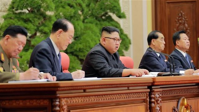 North Korea's leader Kim Jong-un defended Pyongyang's nuclear program as 'powerful deterrent' against US threats