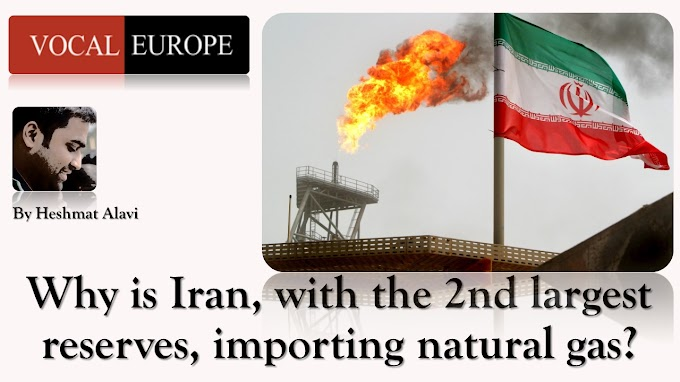 Why is Iran, with the 2nd largest reserves, importing natural gas?