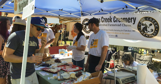 Getting Cheesy at the Carolina Mountain Cheese Fest | Bubba's Garage