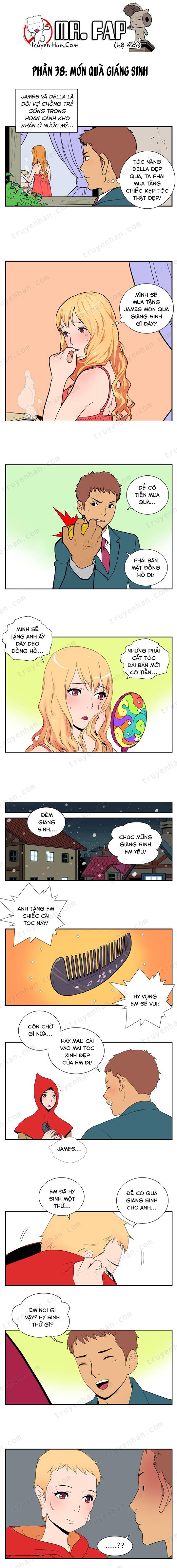 Mr. FAP (bộ mới) phần 38: Món quà giáng sinh