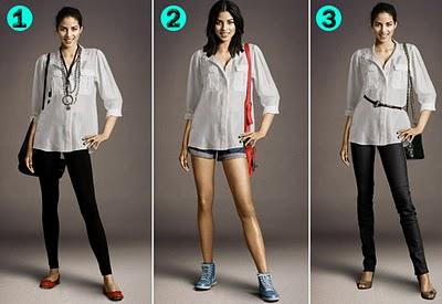 Costuras e Reformas em Geral - Camisa Masculina Para Mulheres - Como Usar?