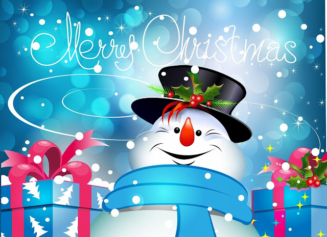 funny christmas wishes image card