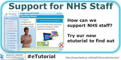 Support from the Library for Nursing Revalidation