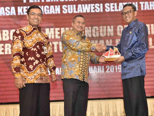 Nurdin Abdullah Ungkap Aset Industri di Sulsel Capai Rp164,4 Triliun