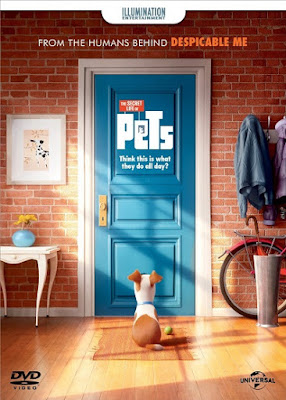 The Secret Life of Pets [2016] *V2 Audio Sincronizado* [NTSC/DVDR-Custom TS HQ] Español Latino