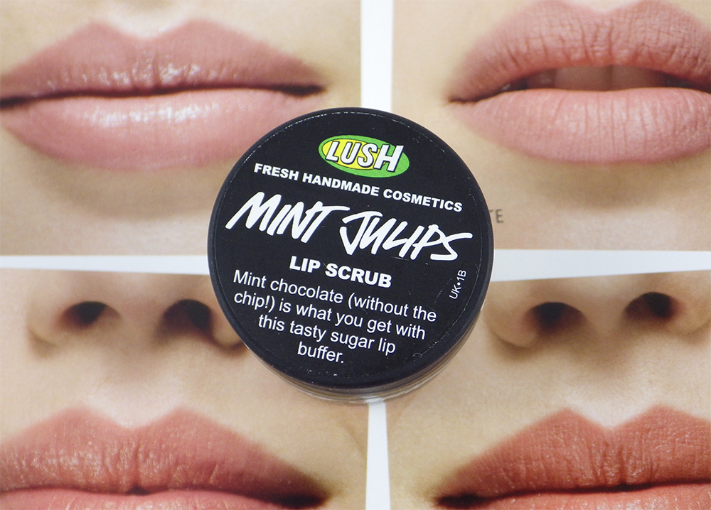 review lush mint julips