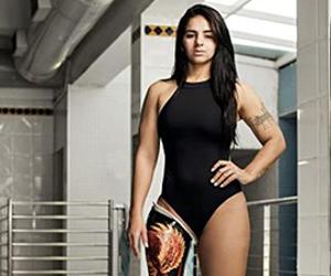 Musa paralímpica Camille Rodrigues ganha destaque na Playboy