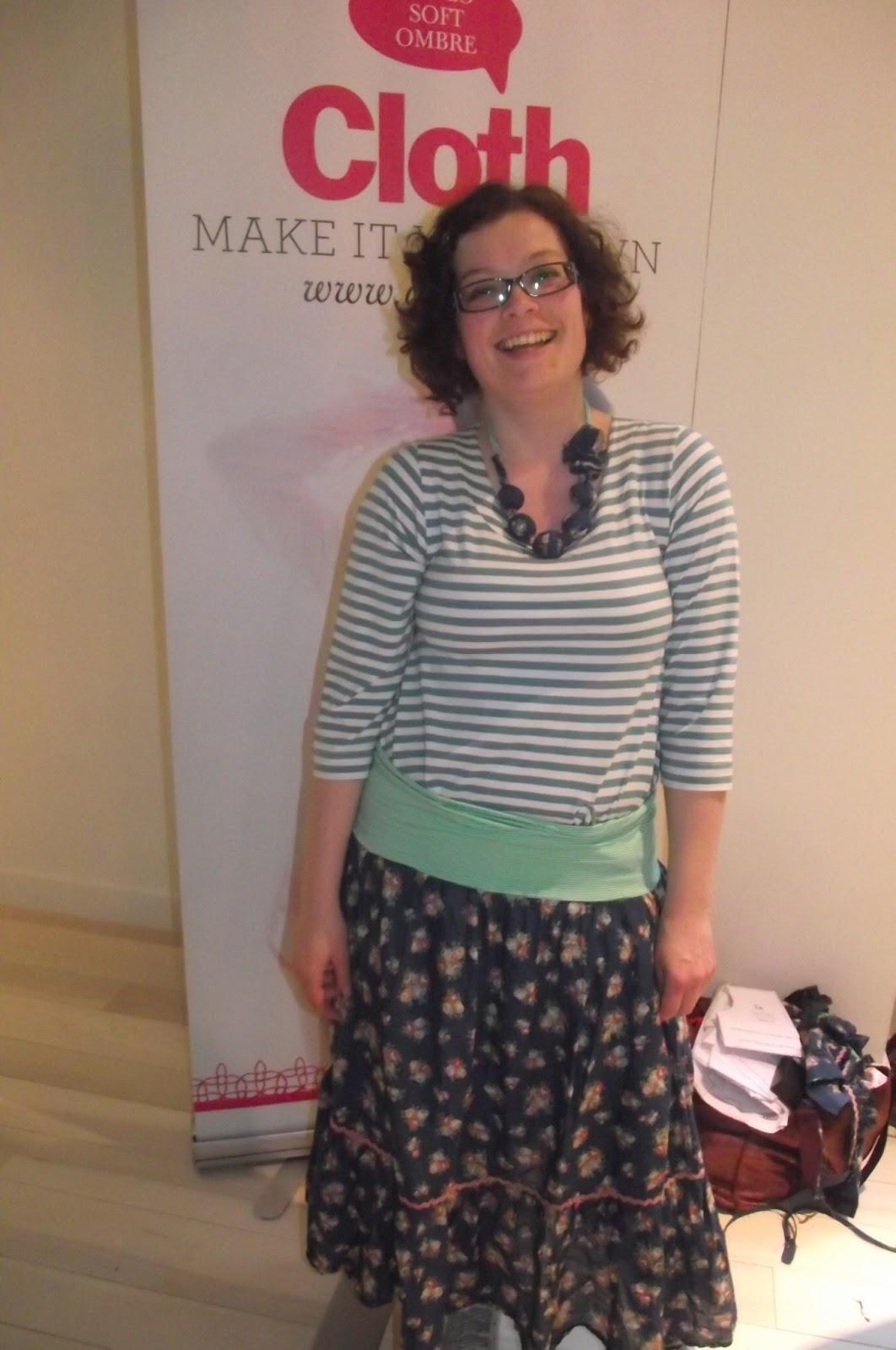 A Craft & Lifestyle Blog: Cloth