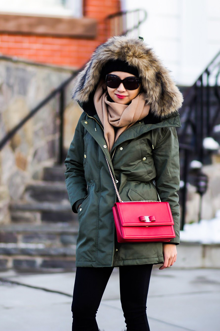 Review: J. Crew Perfect Winter Parka