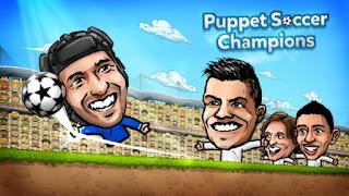 Puppet Soccer Champions 2014 Apk v1.0.45 Mod