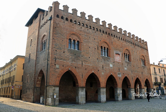 Palacio Cittanova de Cremona