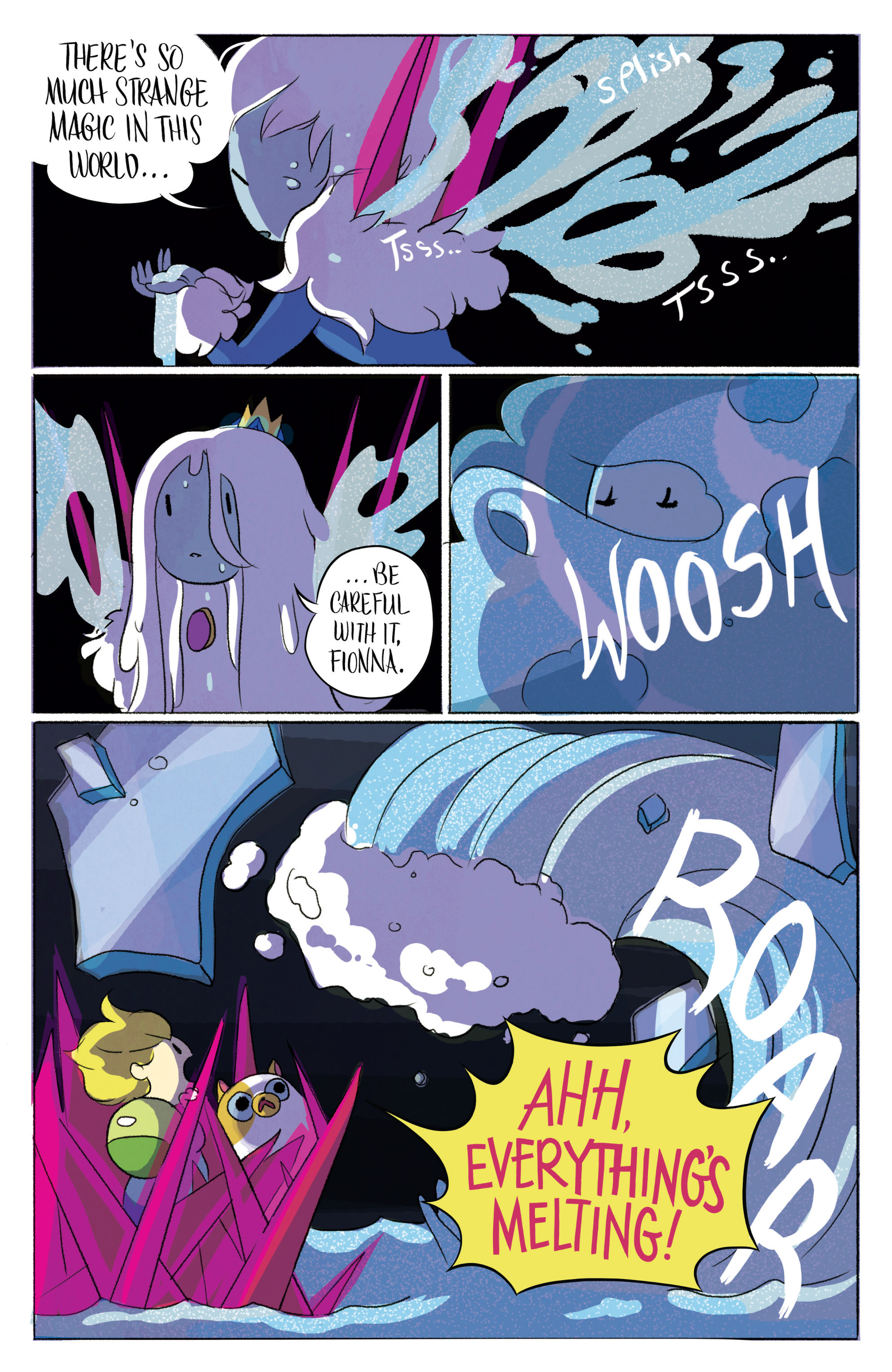 Read online Adventure Time with Fionna & Cake comic -  Issue #6 - 19