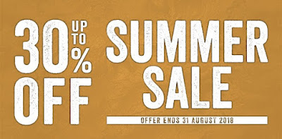 Final weekend of our Summer Sale!